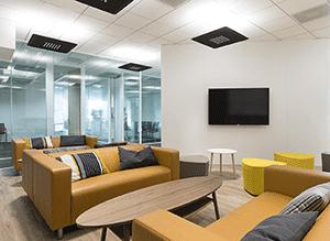 Aménagement et space planning de bureaux